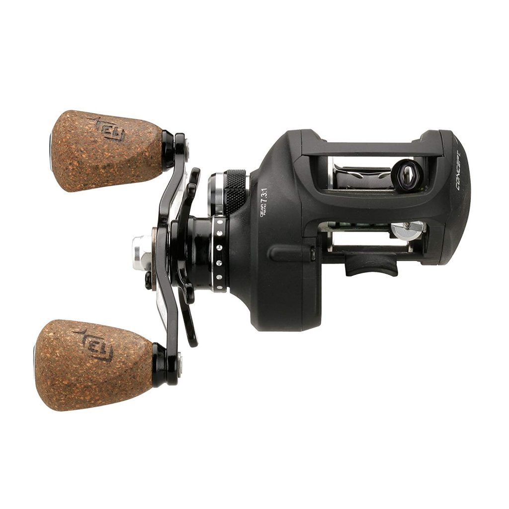 13 Fishing Concept A Baitcast Fishing Reel
