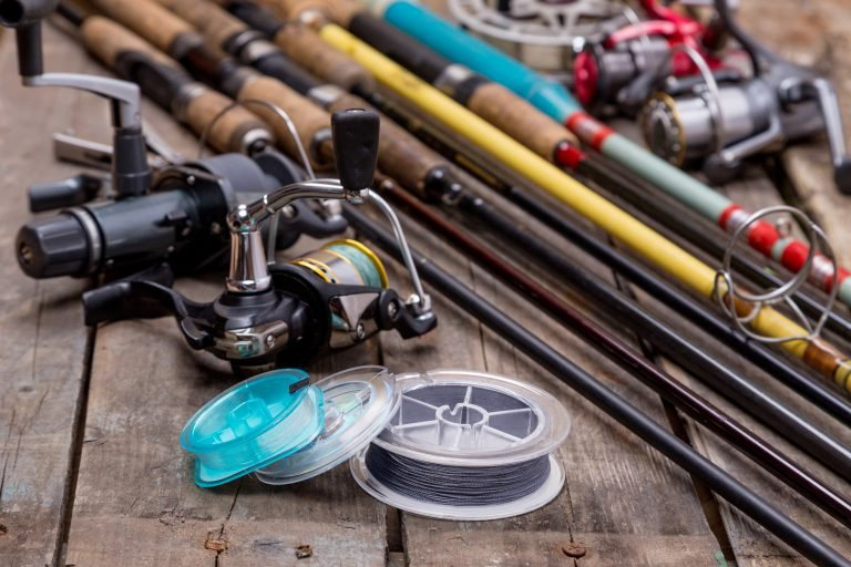 Different Fishing Rod Types