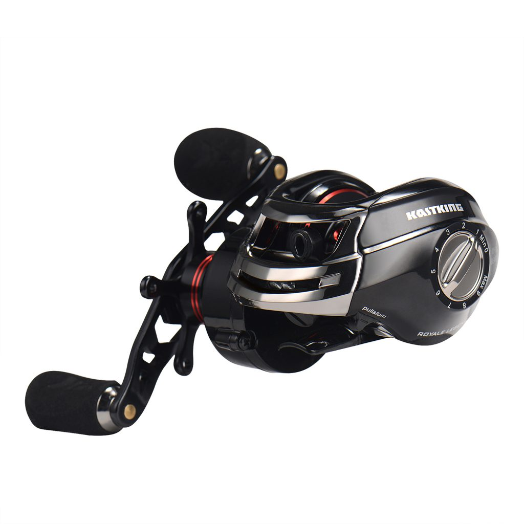 KastKing Royale Legend Low-Profile Baitcaster