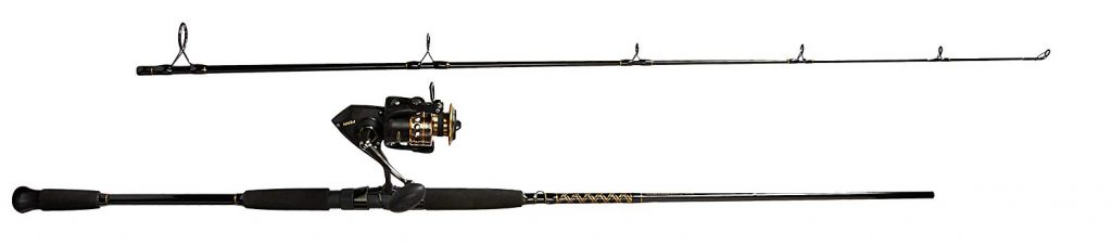 Penn Battle II Spinning Rod and Reel Combo