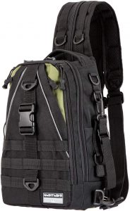 Ghostforn Rod Holder shoulder backpack