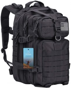 Prospo 40L Tactical Fishing Daypack Shoulder Bag