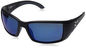 Costa Del Mar Men's Blackfin 580p Round Sunglasses
