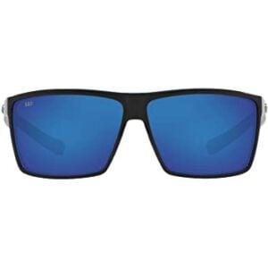 Costa Del Mar Men's Rincon Polarized Rectangular Sunglasses
