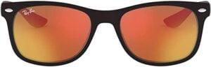 Ray-Ban Rj9052s New Wayfarer Kids Sunglasses