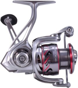 Cadence Spinning Reel, CS7 Strong Aluminum Frame Fishing Reel