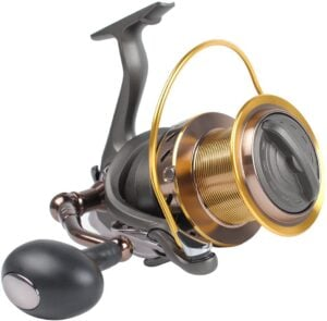 Dr.Fish Saltwater 10000.12000 Spinning Reel for Surf Fishing