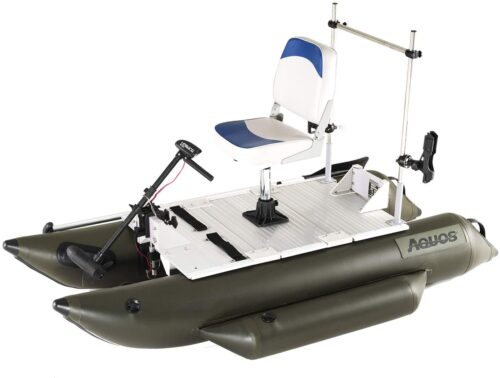 Best Inflatable Fishing Pontoon Boats 1
