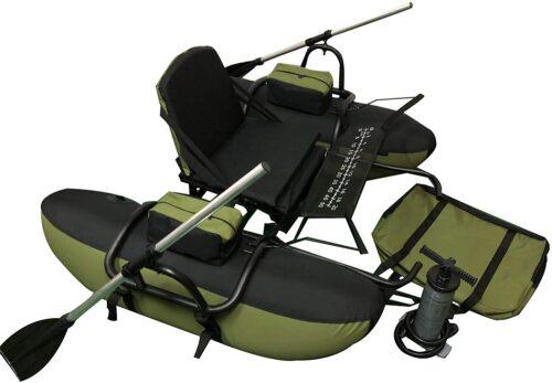 Wistar Inflatable Fishing Float Tube Pontoon Boat