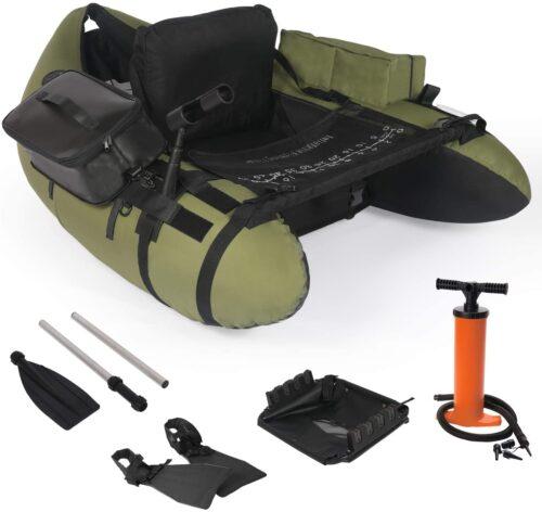 YILI Inflatable Fishing Float Tube