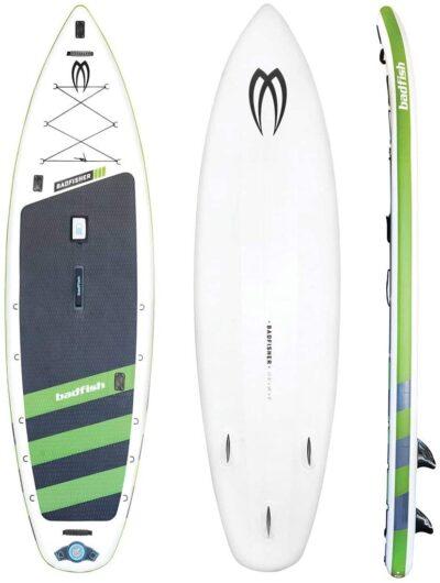Badfisher Inflatable Fishing & Adventure Paddleboard