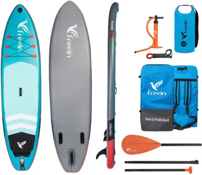 Freein Explorer SUP Inflatable Stand Up Paddle Board