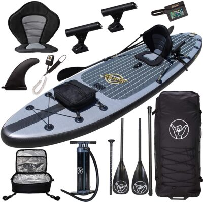 South Bay Board Co. - Premium Inflatable Stand Up Paddle Board
