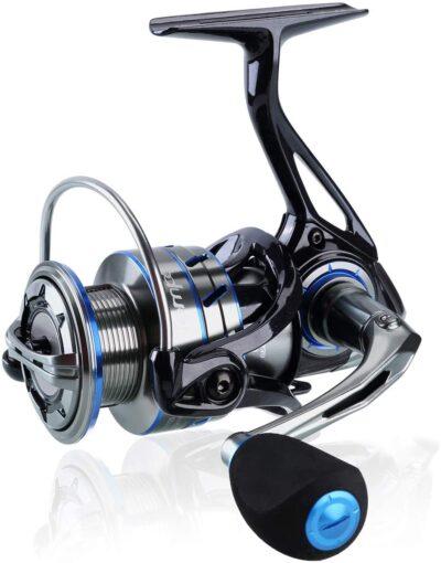 Tempo Apex Spinning Reel, Ultralight Premium Magnesium Body